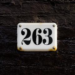 Number 263