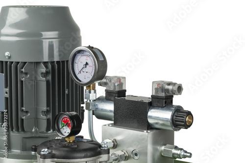 hydraulic pump - 75872274
