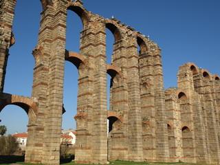 Acueducto romano en Mérida 7