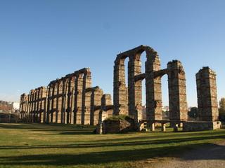 Acueducto romano en Mérida 12
