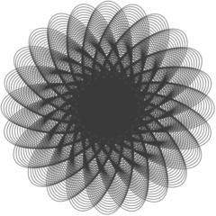 Abstract circle. Raster 1