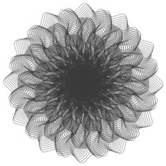 Abstract circle. Raster 2