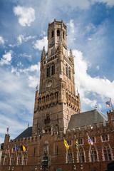 Belfort in Bruges, Belgium