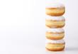 Leinwandbild Motiv doughnut tower