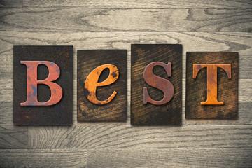 Best Concept Wooden Letterpress Type