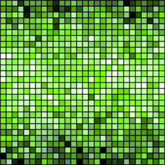 Abstract background with squares pattern