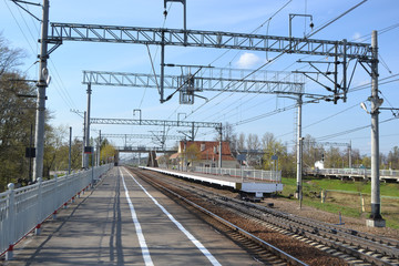Railway station Sablino