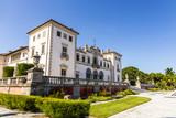 Vizcaya, Floridas grandest residence under blue sky poster