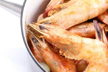 salt baked shrimp