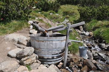 Bewässerung in Südtirol