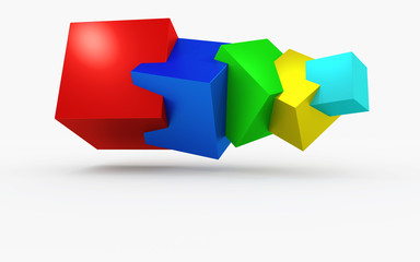 Cubes Conceptiones