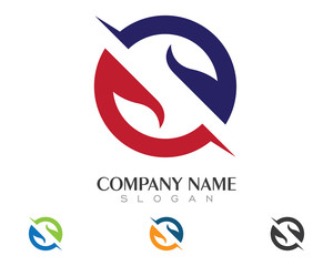 S Logo Template 1