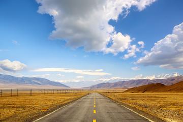 Road through Tibet