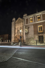 Valladolid palacio