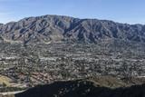 La Crescenta and Mt. Lukins in Southern California