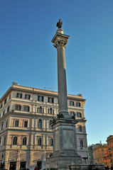 Piazza di Santa Maria Maggiore - Roma