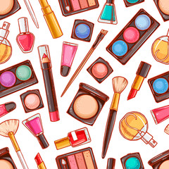 Seamless decorative cosmetics - 4