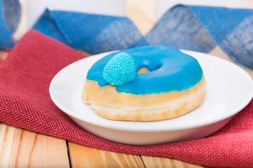Leckerer Donut