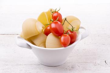 pasta con pomodorini