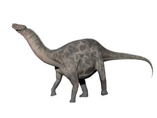 dicraeosaurus dinosaur - 3d render