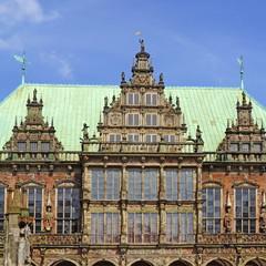 Historisches Altes Rathaus in BREMEN