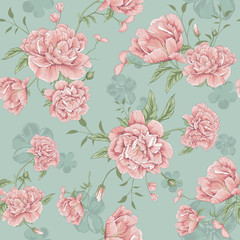florals design pattern illustration