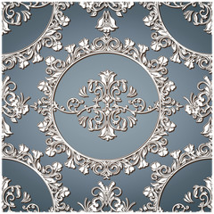 Vintage Floral Texture/Pattern