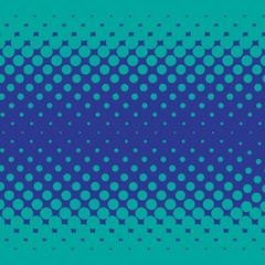 Halftone pattern wiht circles.