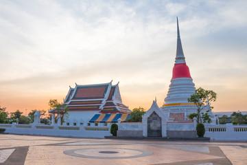 Phra Samut Chedi Temple,Thailand