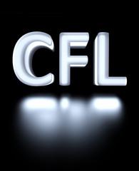 CFL Compact fluorescent lamp