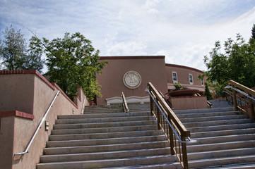 Senate House of Santa Fe In New Mexico