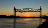 Railway Bridge in Cape Cod