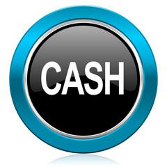 cash glossy icon