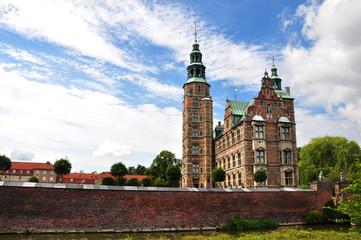 Copenhague château de Rosenborg