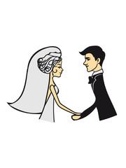 Marriage love happy