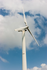 Wind mill power plant
