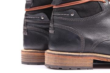 heels winter boots