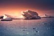 Antarctic glacier - 75904070