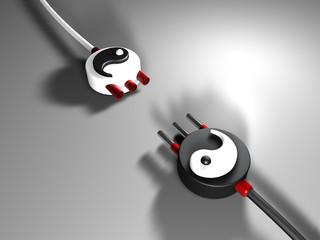 Spina Yin Yang