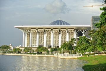 Tuanku Mizan Zainal Abidin Mosque in Putrajaya
