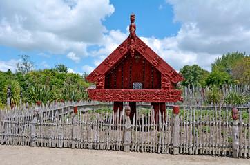 Te Parapara Garden in Hamilton Gardens - New Zealand