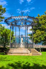 Monument of Felix Maria de Samaniego