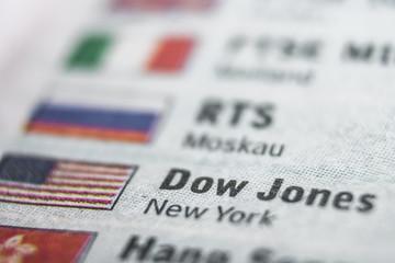 Dow Jones Macro Concept