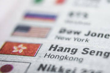 Hang Seng Macro Concept