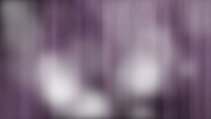 Dreamy purple animated background with white blinking stripes