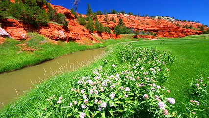 Belle Fourche River Wyoming