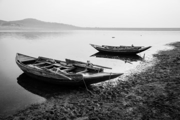 County fishing boats