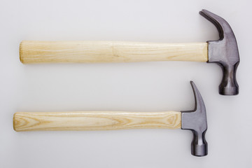 Two hammer