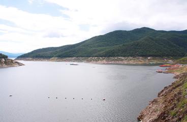 Bhumibol dam, Tak, Thailand