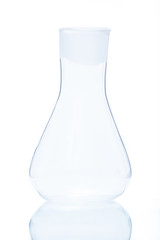 Conical flask for measurements